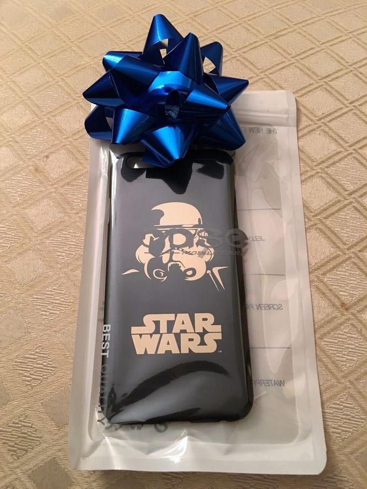 1 Star Wars iPhone6 CLONE TROOPER Phone Case New / Gold Black See Movie in Style #UnbrandedGeneric