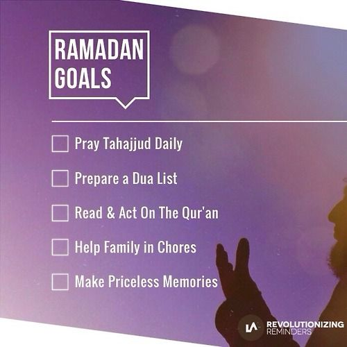 MAXIMISE your rewards this RAMADAN – The SUNNAH the BETTER! 1. Wake up for Suhoor2. Read 20 pages of Quran per day and you will complete it3. Break your fast on an odd number of dates and if no dates available then break it on water4. Learn and say the Dua prior to breaking your fast5. Pray Taraaweeh /night prayers6. Fast from all types of evil speech – lying, gossip, slander, backbiting, etc.7. Be generous. Feed the poor and needy8. Contribute towards breaking other people's fast and ...
