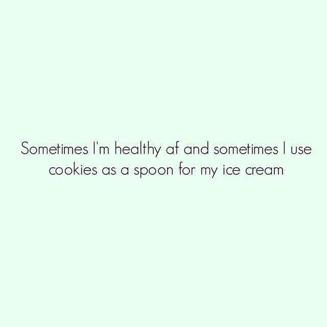 WEBSTA @ sofil88 - True... Dilemas de uma vida 🙄..........#healthylife #ornot #sarcasmonly #fitnesslife #befit #behealthy #beyou #lifestyle #sarcasm #icecream #cookies #fitness #fit #healthy #like4like #likeforlike #lol #sotrue #truestory #justsayin #imcrazy #iknow #crazy #workoutday #sohungry #bestrong #focus