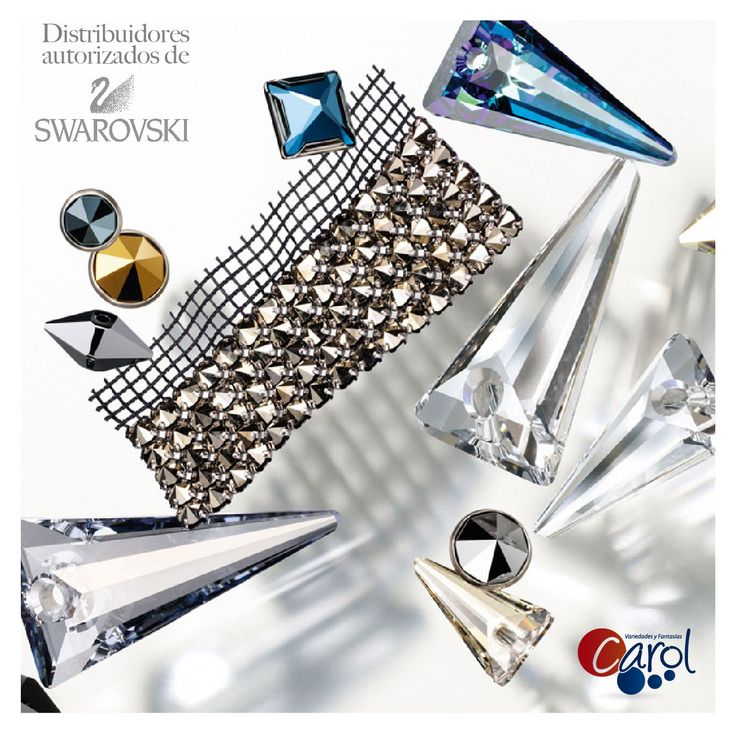 La exclusividad de Swarovski más cerca de ti y con precios que te van a encantar, conoce los productos de esta fabulosa marca haciendo clic este pin. #Accesorios #bisuteria #Swarovki #moda #tendencia