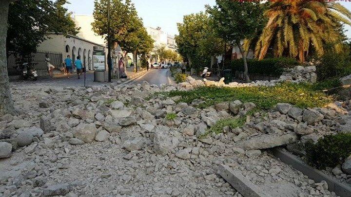 Κως: Αυτές είναι οι ζημιές σε αρχαιολογικούς χώρους και μνημεία
