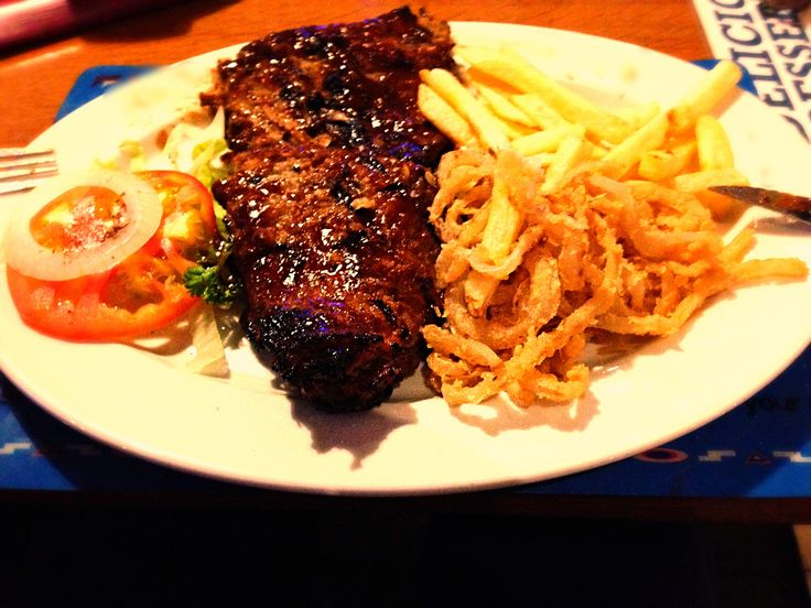 My lunch #12Nov13 #spur #rips #musgrave