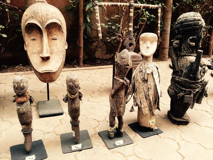 We search far and wide for the most unique pieces we can find in all shapes and sizes! These statues will be arriving in store very shortly!