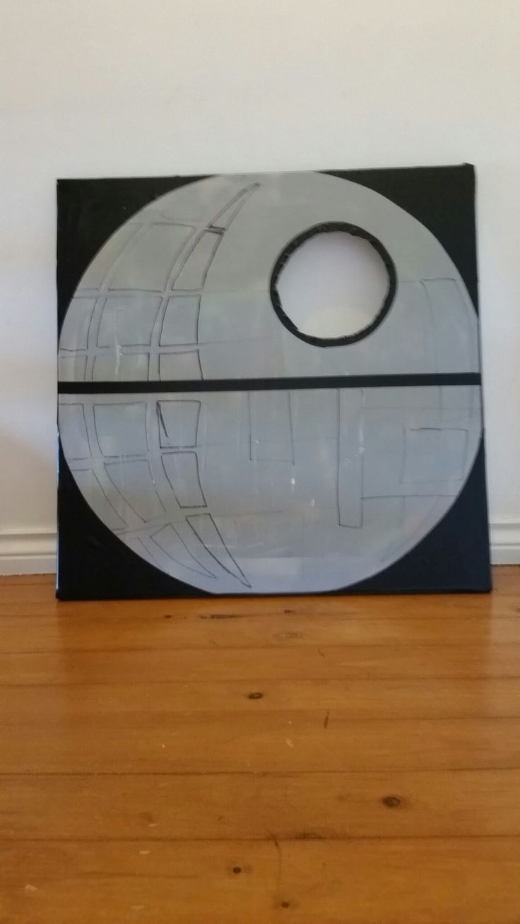 Pimg pong bomb the Death Star.