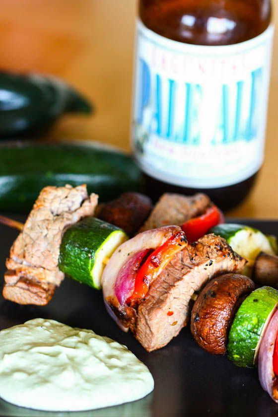 Kabobs, Avocado Sauces, Kabobs Recipe, Dips Sauces, Dipping Sauces