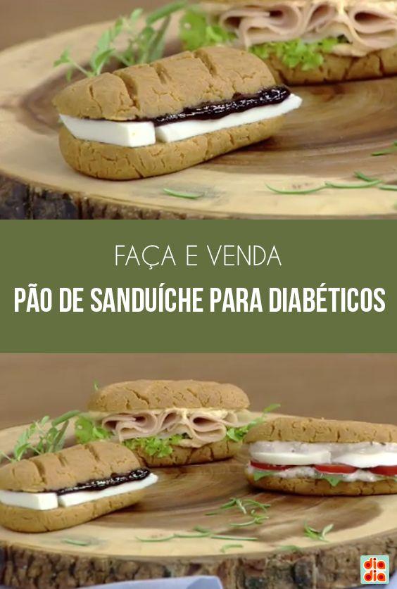 Daniel Bork preparou um pão para diabéticos e celíacos! A produção do Dia Dia também selecionou sugestões de acompanhamentos saborosos para o seu lanche!