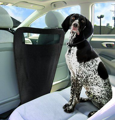 Pet Parade Auto Pet Barrier - Chewy.com