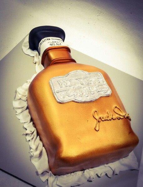 Cake for a Jack Daniels Silver Select fan