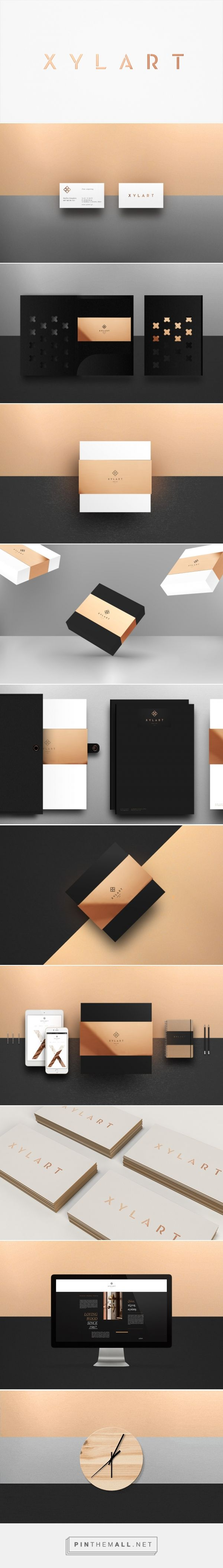 Xylart Wood Workshop Branding by Angelos Botsis | Fivestar Branding Agency – Design and Branding Agency & Curated Inspiration Gallery