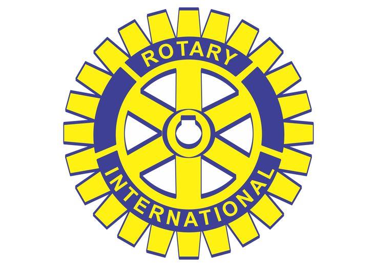 Free Logo Vector Download: Logo Rotary International Vector