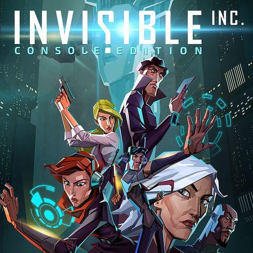 Invisible Inc Console Edition