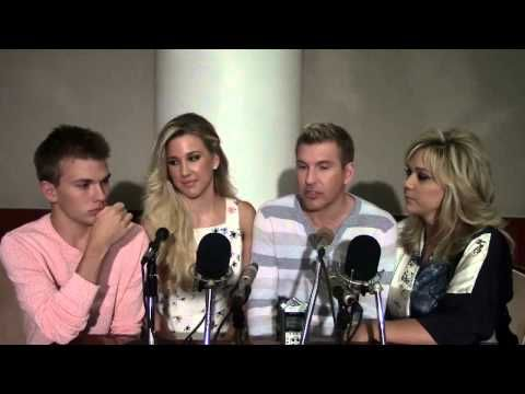 Exactly! Parent first then your friend. THE CHRISLEY FAMILY ON THE NEW SEASON OF 'CHRISLEY KNOWS BEST' - YouTube.