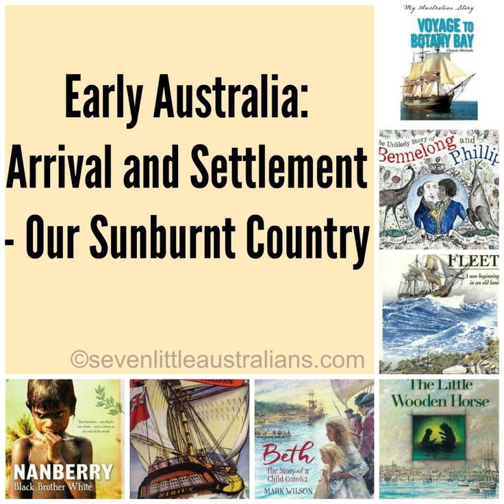 Early Australia History | Australian History Living Books | Early Settlement | Convicts