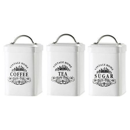 Found it at Wayfair - Vintage Home Canister (Set of 3)//www.wayfair.com/daily-sales/p/The-Countertop-Coffee-Shop-Vintage-Home-Canister~GAM1525~E22953.html?refid=SBP