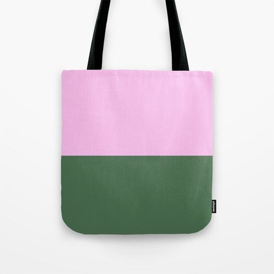 Sweet and Green Tote Bag by Bravely Optimistic   Society6