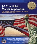 If you are a J-1 Visa holder you could apply for a J-1 Waiver and stay in the U.S. to work, study or live. Apply today in a few easy steps!