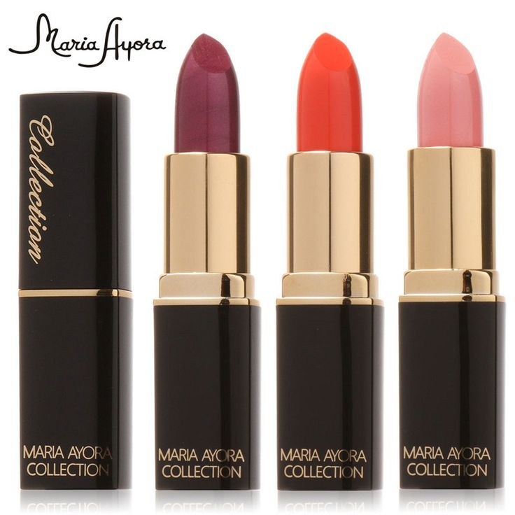 MARIA AYORA  Waterproof Matte Nude Lip Linger Lip stick Long Lasting Lipstick for Women Girls Cosmetics #Affiliate