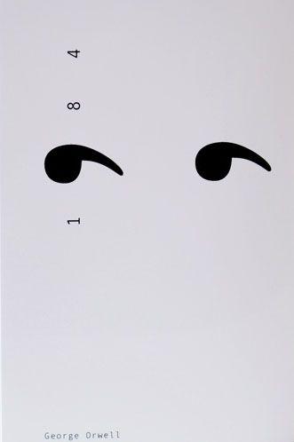 GEORGE ORWELL Nineteen Eighty Four         fantastic books