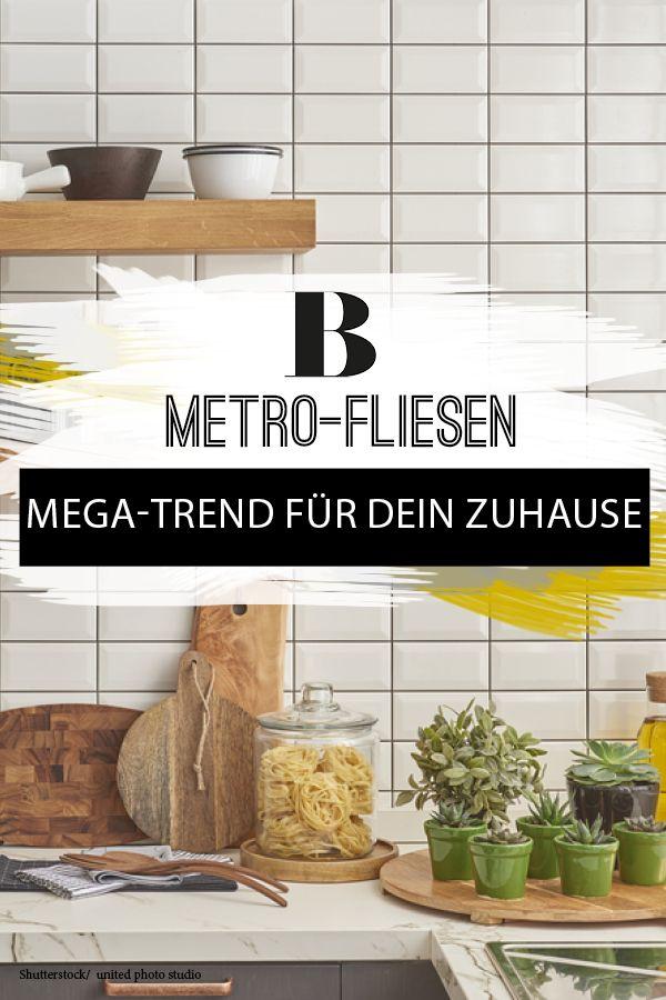 Die besten 25+ Metro fliesen küche Ideen auf Pinterest Metro - metro fliesen küche