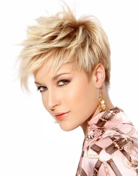 Spikey Short Hair Styles - Hairstyle Center!