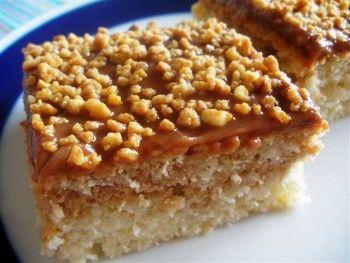 jablecny vlacny kolac Vláčný jablečný koláč