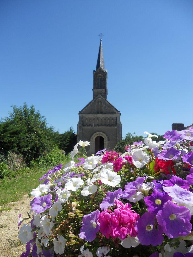Petite Chapelle à Faye d'Anjou.