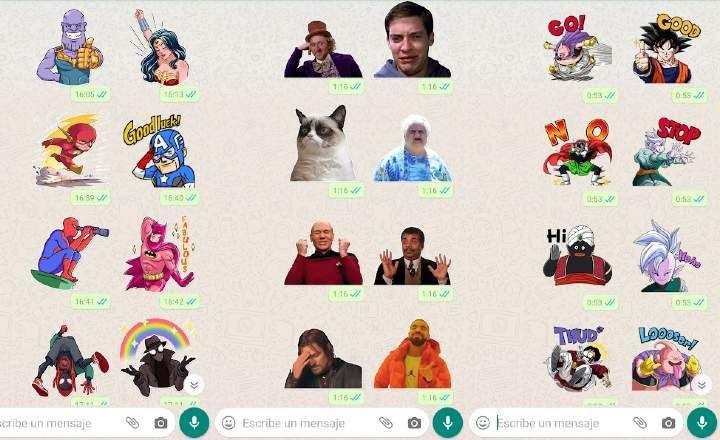 Completo Listado Con Todos Los Paquetes De Stickers Para Whatsapp Gratis Disponibl Imagenes Divertidas Para Whatsapp Estados Para Whatsapp Emojis Para Whatsapp