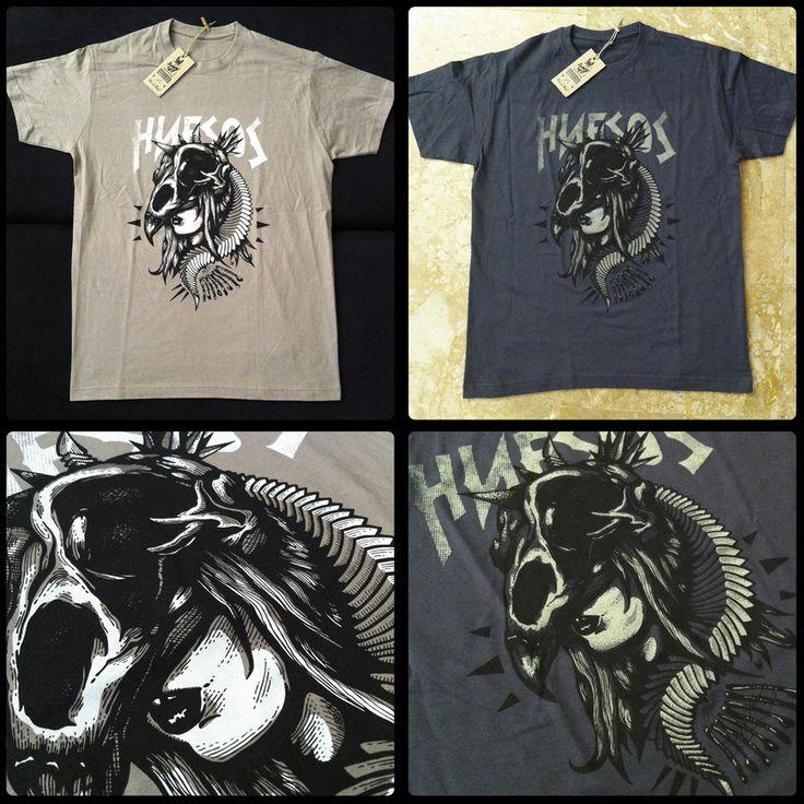 T-shirt Colors: Light Grey & Mouse Grey Inks Colors: Black - White & Black - Grey/Yellow SIZES: S - M - L - XL - XXL