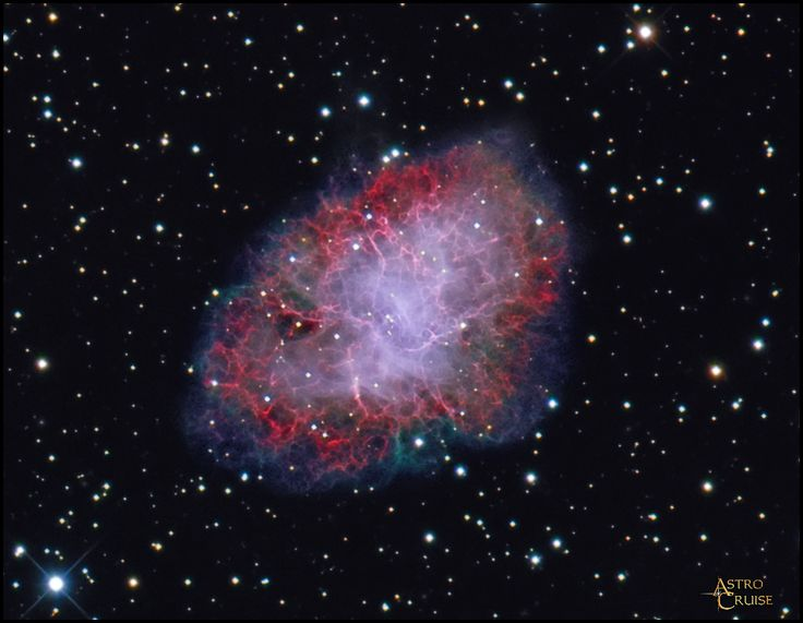 distance to the crab nebula - photo #16