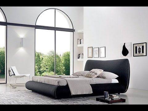 Interior Romantic Master Bedroom Design