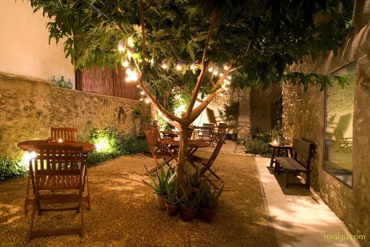 Benilloba - Casa Taino - Espacio Rural intimo y acogedor donde ofrecemos las comodidades de un pequeño Hotel Rural con encanto en el interior de la Comunidad Valenciana. Un proyecto creado para la relajación y el descanso e...