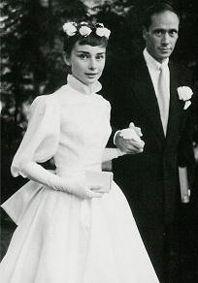 Audrey love the crown flower