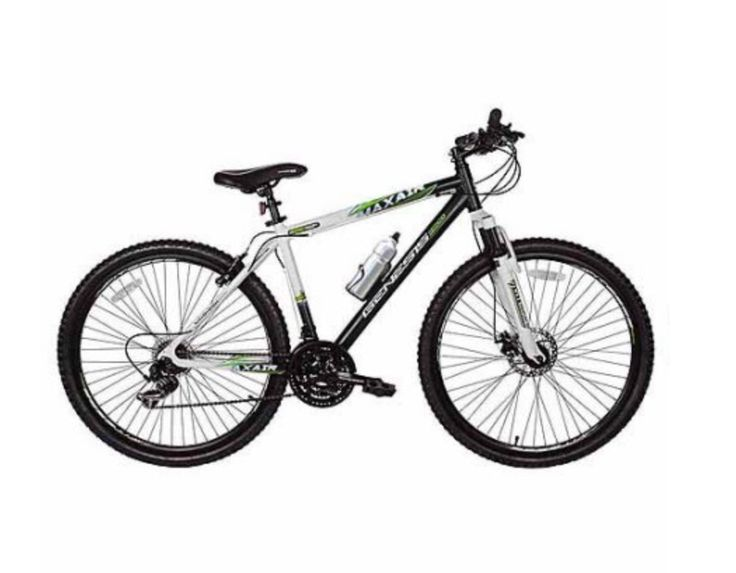 Bicycles 177831: Brand New Genesis Max Air Men S Mountain Bike 29 Green Black 32946 Shimano Mtb -> BUY IT NOW ONLY: $169.94 on eBay!