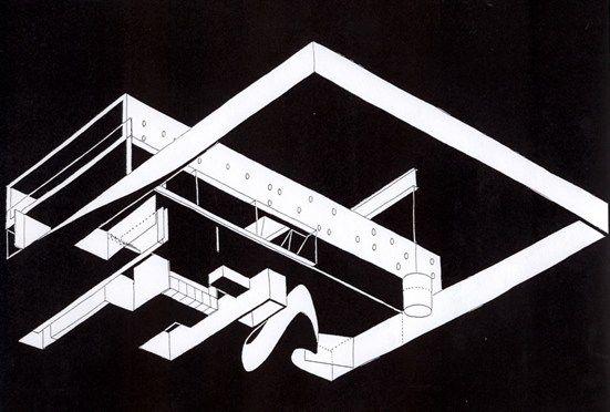 OMA- Koolhaas MAISON À BORDEAUX, FRANCE, BORDEAUX, 1998