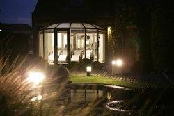 Belgium, Landegem  Salon De Landsheer  http://www.pietranera.com/it/landegem-belgio/de-landsheer
