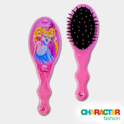 #CharacterFashion Disney Princesses Hair Brush