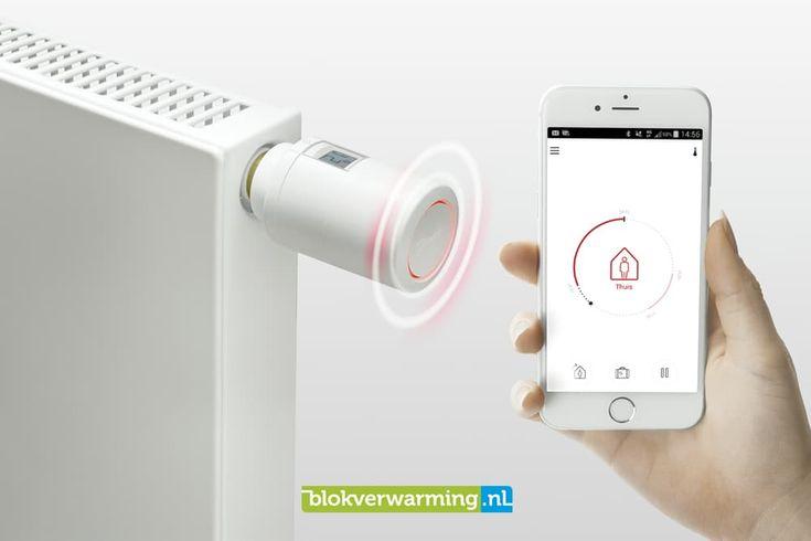 Eenvoudig uw verwarming regelen met Bluetooth® radiatorthermostaat| Veel mensen met een woning die is aangesloten op blokverwarming hebben niet het gemak van een klok- of kamerthermostaat waarmee het verwarmingssysteem in de woning kan worden geregeld. Voor dit probleem is nu een slimme en betaalbare oplossing: de Danfoss EcoTM. | 10 meter,afstand,Blokverwarming,bluetooth®,danfoss,danfoss eco,danfoss eco tm,Domotica,eco,eco…