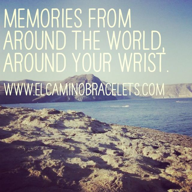 Memories from around the world, around your wrist ✈ All El Camino products are available exclusively from www.elcaminobracelets.com #elcaminob #jewellery #bracelet #bead #charm #travel #travelling #backpacker #backpacking #gapyear #tourist #holiday #style #swag #gift #instatravel #handmade #jewelry #gift #memories #fashion #festival #travelmemories