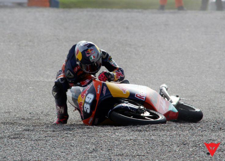 Luis Salom in Action - 2013 Moto3 season