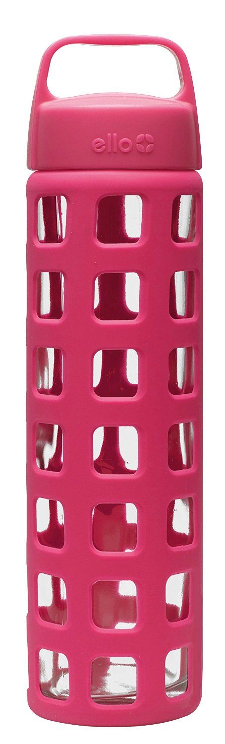 This is a great glass water bottle and priced on sale at $9.99! Many colors are available too! I like that it is dishwasher safe and easy to carry! If you are still trying to decide if you need to change to glass water bottles~ I did and I was extremely hesitant but so glad I did! I love that I can have essential oils in my water anywhere- it tastes so good! click image for info on where to buy