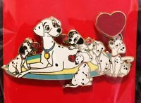 WDI Disney Holidays Mothers Day 101 Dalmatians Pin LE 250 D23 Surprise Release