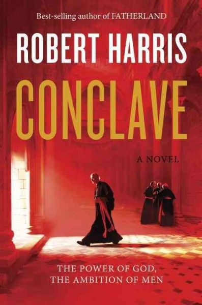 Conclave by Robert Harris.