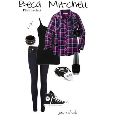 beca mitchell pitch perfect style - Google Search