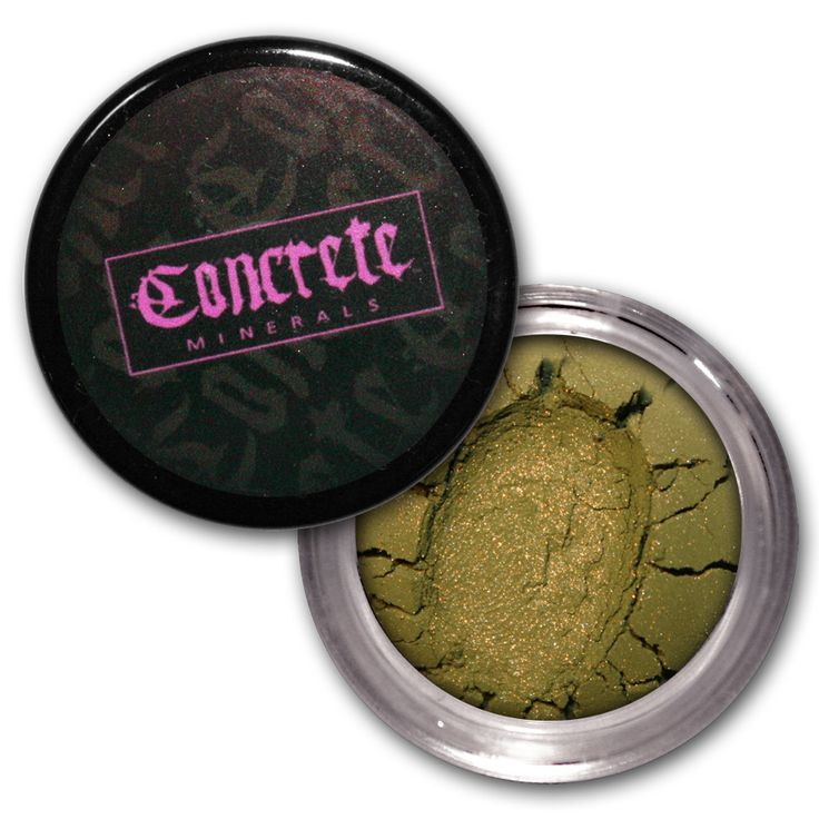 Living Dead Mineral eyeshadow by Concrete Minerals 100% Vegan and Cruelty free