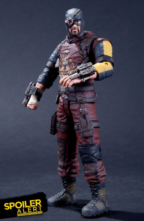 DC Collectibles: Your First Look at Arkham City Deadshot