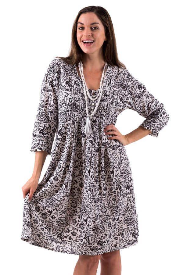 Belle tunic dress by Spirituelle