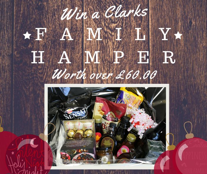 Christmas Eve Hamper worth over £60.00 #WIN #GIVEAWAY #FAMILY