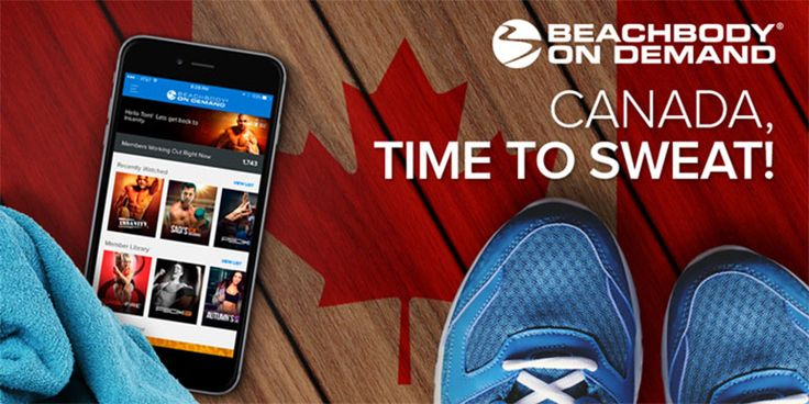 Access Your Favorite Workouts on the Beachbody On Demand App for iPhone and iPad – Now Available in Canada! | BeachbodyBlog.com