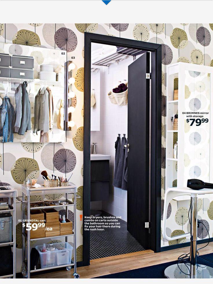 ikea ideas for walk in closet. Black Bedroom Furniture Sets. Home Design Ideas