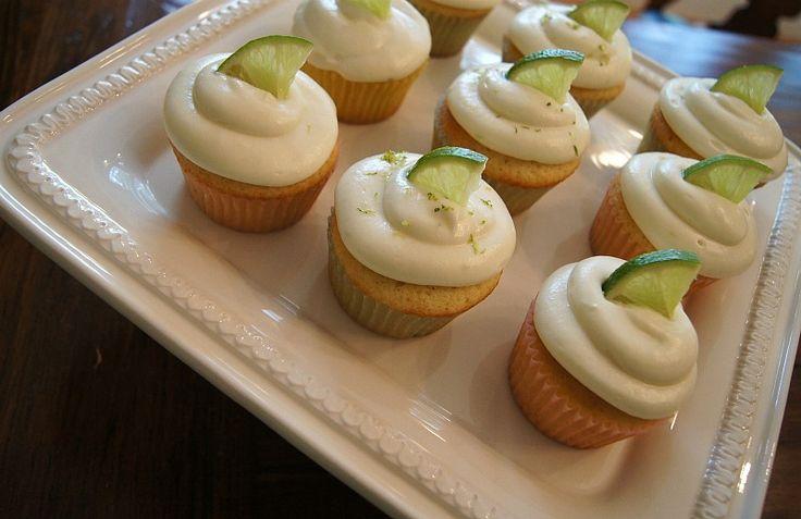 Just a Sliver: Corona Cupcakes #corona #coronacupcakes #homemade #recipe